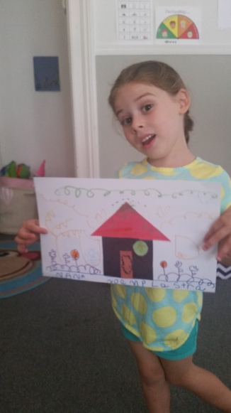 Noemi's shape house