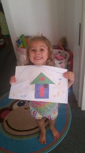 Liora's shape house